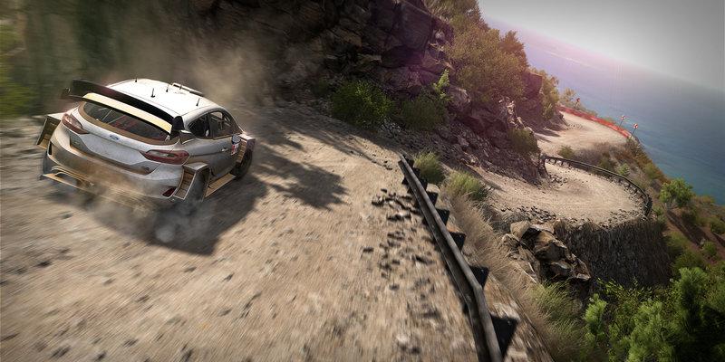 La saga WRC vuelve en Septiembre