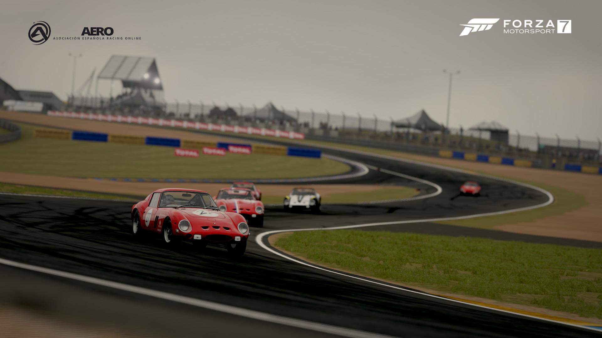 El Sistema de Regulaciones de Carreras de Forza Motorsport 7 (con suerte) debutará en la actualización de marzo