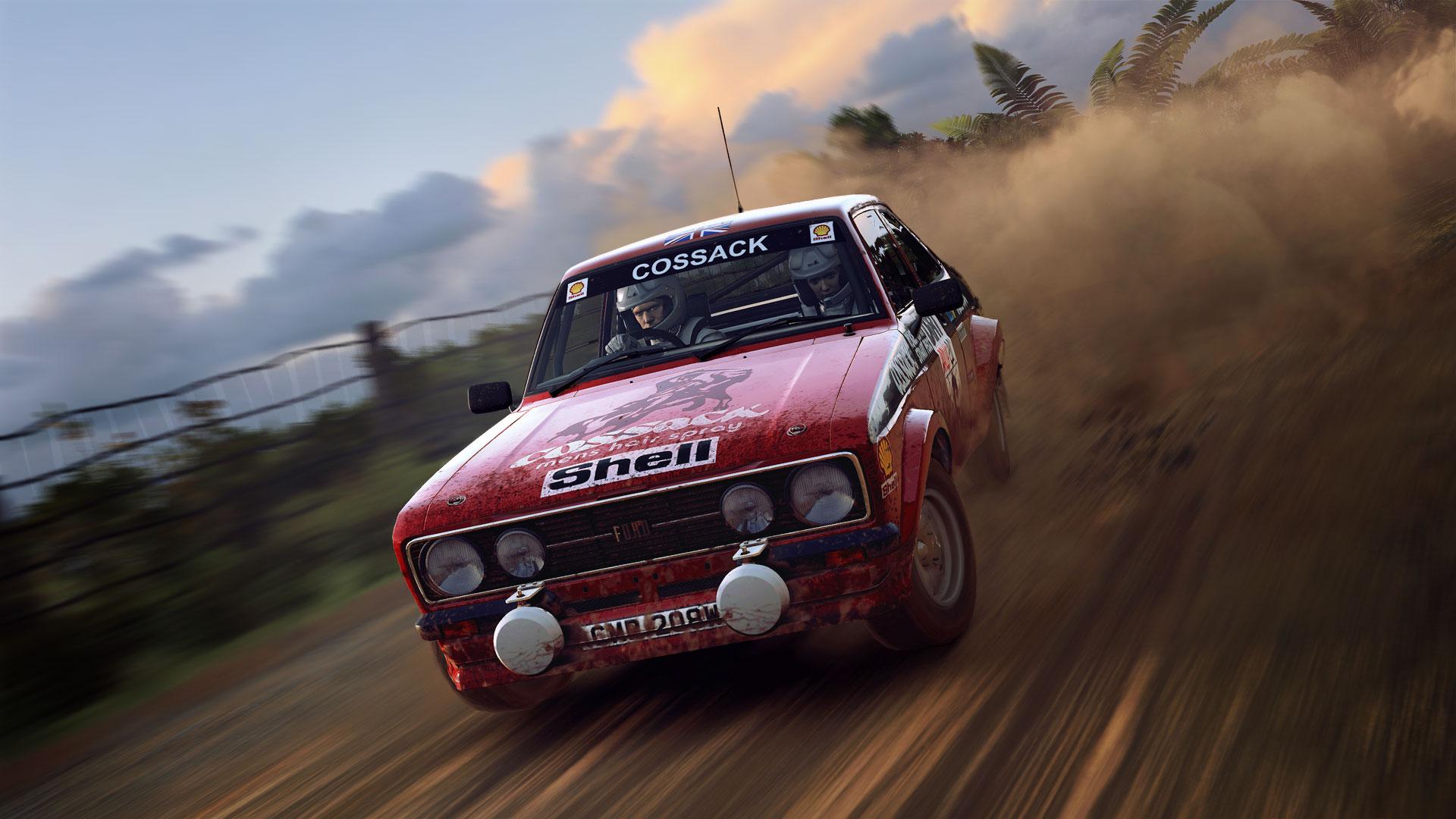 Lista vehículos completa DiRT Rally 2.0