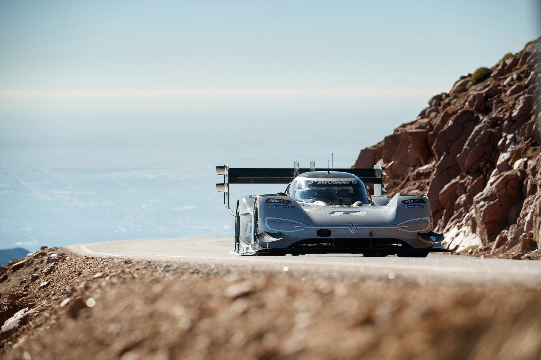El Volkswagen ID R hace su debut en juegos en el V-Rally 4