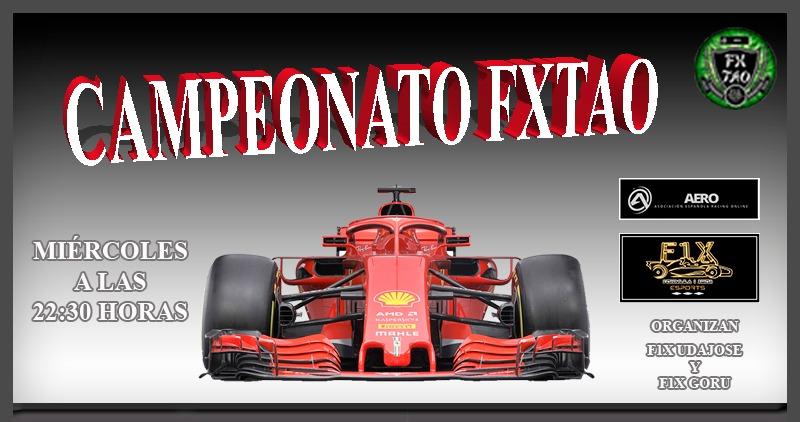 FXTAO, el campeonato de F1 para los miércoles