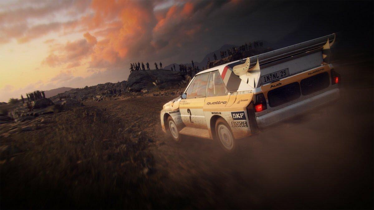 Primera temporada de contenido anunciada para DiRT Rally 2.0