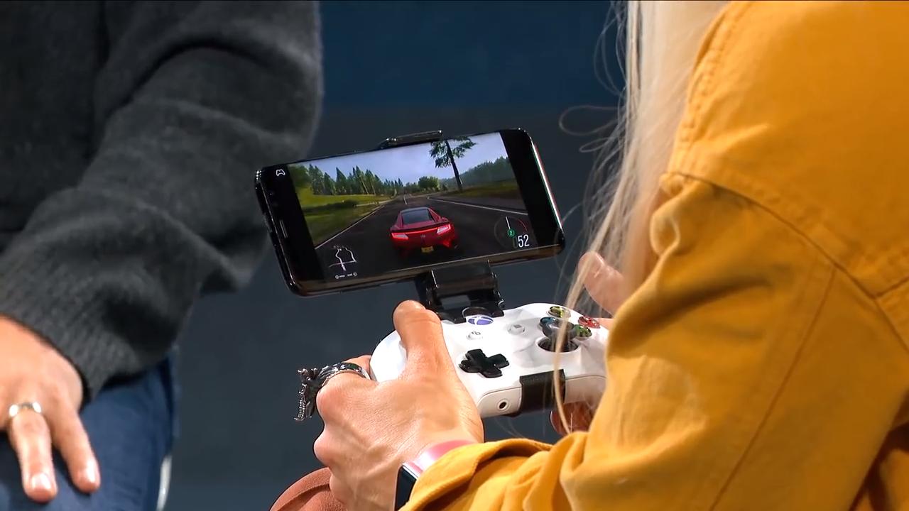 Microsoft usa Forza Horizon 4 en la demostración de transmisión de juegos xCloud