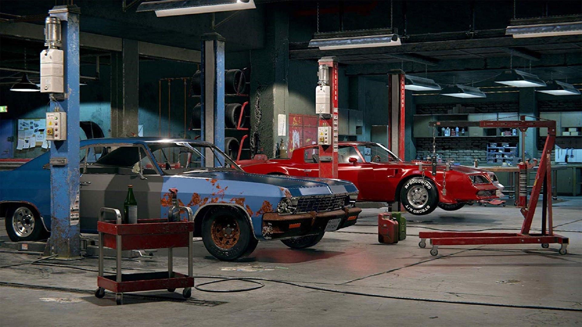 Car Mechanic Simulator llega a consolas el 25 de junio