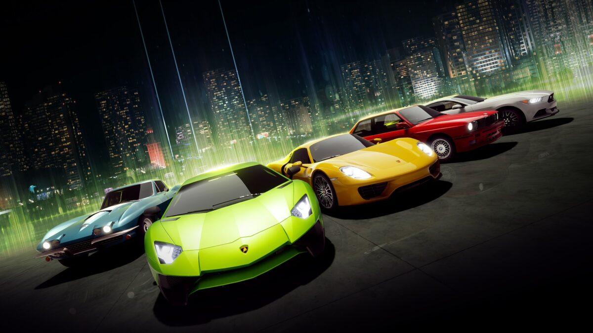 Forza Street se anunció oficialmente: Free-To-Play Win10 y smartphone