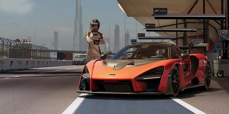 Forza Motorsport 7: Actualización de abril