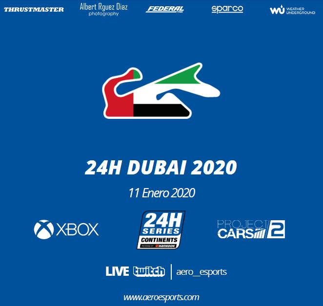 Endurance: 24h Dubai