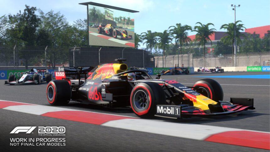 F1 2020 | Primer vistazo al nuevo circuito de Hanoi